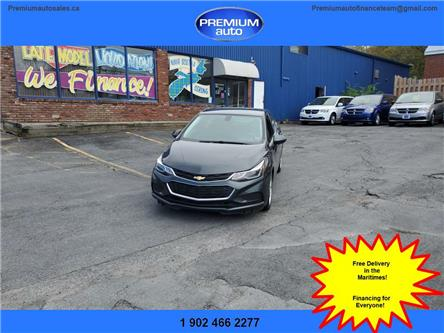 2018 Chevrolet Cruze LT Auto (Stk: 146713) in Dartmouth - Image 1 of 18