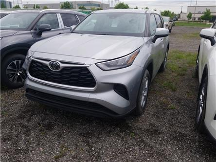 2020 Toyota Highlander LE (Stk: 20-595) in Etobicoke - Image 1 of 7