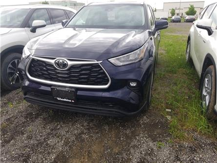 2020 Toyota Highlander XLE (Stk: 20-682) in Etobicoke - Image 1 of 8