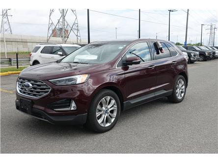 2019 Ford Edge Titanium (Stk: 954530) in Ottawa - Image 1 of 11