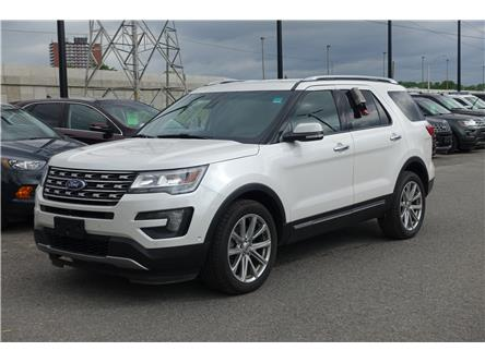 2016 Ford Explorer Limited (Stk: 955030) in Ottawa - Image 1 of 11