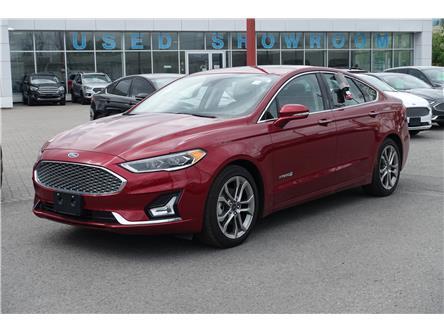 2019 Ford Fusion Hybrid Titanium (Stk: 954570) in Ottawa - Image 1 of 10