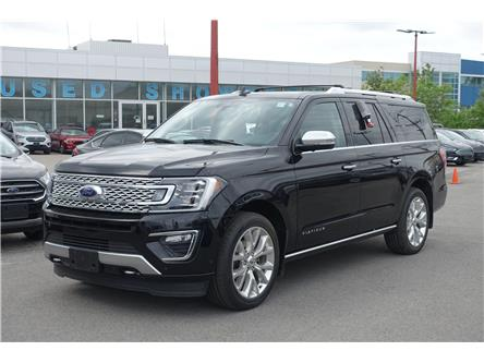 2019 Ford Expedition Max Platinum (Stk: 2004181) in Ottawa - Image 1 of 12