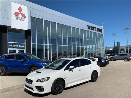 2016 Subaru WRX STI Sport Package (Stk: BM3669) in Edmonton - Image 1 of 28