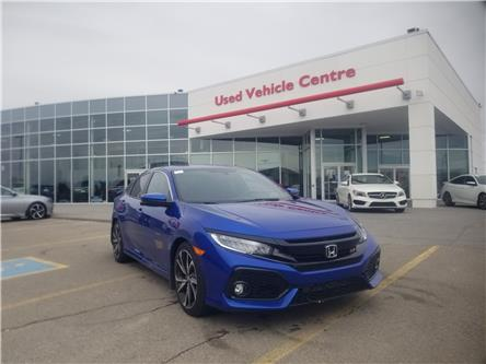 2019 Honda Civic Si Base (Stk: 2190360D) in Calgary - Image 1 of 29
