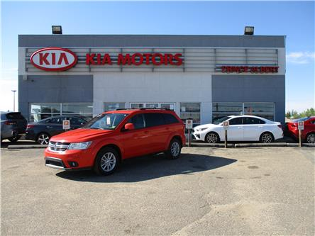 2017 Dodge Journey SXT (Stk: DB2281) in Prince Albert - Image 1 of 22