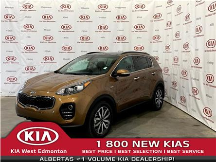 2018 Kia Sportage EX Tech (Stk: 22290A) in Edmonton - Image 1 of 36