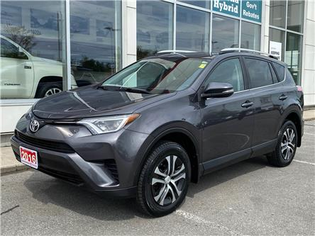 2016 Toyota RAV4 LE (Stk: W5055) in Cobourg - Image 1 of 21