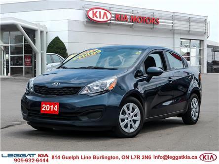 2014 Kia Rio  (Stk: 2514) in Burlington - Image 1 of 23