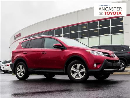 2013 Toyota RAV4  (Stk: 20127A) in Ancaster - Image 1 of 2
