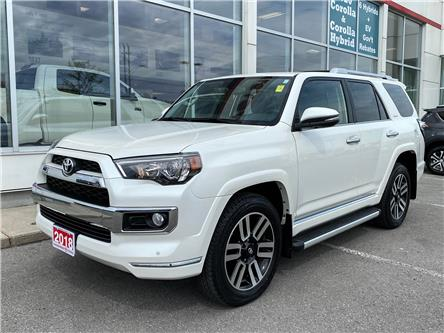 2018 Toyota 4Runner SR5 (Stk: W5035A) in Cobourg - Image 1 of 29