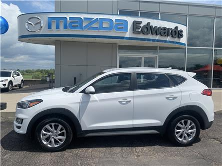 2019 Hyundai Tucson Preferred (Stk: 22226) in Pembroke - Image 1 of 9