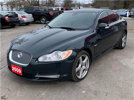 2009 Jaguar XF Premium Luxury (Stk: ) in Cobourg - Image 1 of 17