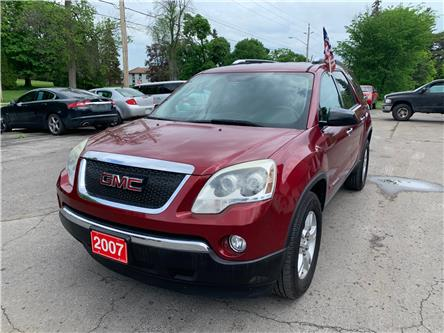 2007 GMC Acadia SLE (Stk: ) in Cobourg - Image 1 of 17