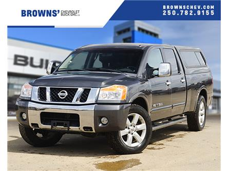 2008 Nissan Titan XE (Stk: T20-1141AA) in Dawson Creek - Image 1 of 15