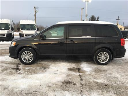 2019 Dodge Grand Caravan 29P SXT Premium Plus (Stk: 19GC5010) in Devon - Image 1 of 16