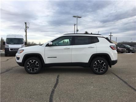2020 Jeep Compass 2GT Upland Edition (DISC) (Stk: 20CP4107) in Devon - Image 1 of 10