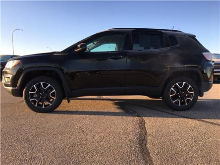 2020 Jeep Compass 2GT Upland Edition (DISC) (Stk: 20CP4108) in Devon - Image 1 of 11