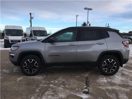 2020 Jeep Compass 2GE (Stk: 20CP4123) in Devon - Image 1 of 14
