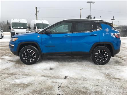 2020 Jeep Compass 2GE (Stk: 20CP4211) in Devon - Image 1 of 14