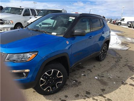 2020 Jeep Compass 2GE (Stk: 20CP6473) in Devon - Image 1 of 8