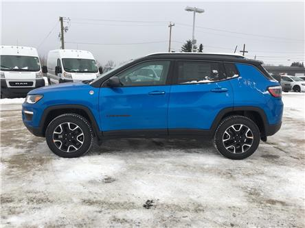 2020 Jeep Compass 2GE (Stk: 20CP7699) in Devon - Image 1 of 15