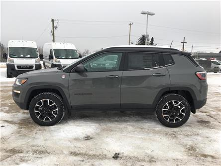 2020 Jeep Compass 2GE (Stk: 20CP7701) in Devon - Image 1 of 13