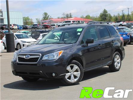 2016 Subaru Forester 2.5i Convenience Package (Stk: 200642A) in Fredericton - Image 1 of 11