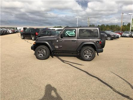 2020 Jeep Wrangler 24S Sport S (Stk: 20WR4724) in Devon - Image 1 of 13