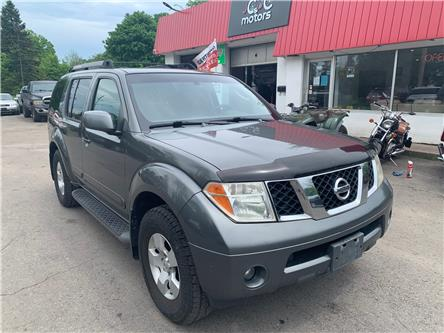 2007 Nissan Pathfinder SE (Stk: ) in Cobourg - Image 1 of 21