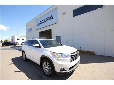 2015 Toyota Highlander XLE (Stk: PW0152A) in Red Deer - Image 1 of 22