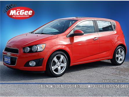 2012 Chevrolet Sonic LT (Stk: 20404A) in Peterborough - Image 1 of 20