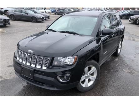 2016 Jeep Compass Sport/North (Stk: ) in Kingston - Image 1 of 9