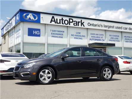 2016 Chevrolet Cruze Limited 2LT (Stk: 16-28086) in Brampton - Image 1 of 23