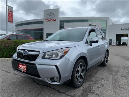2015 Subaru Forester 2.0XT Touring (Stk: 448076) in Milton - Image 1 of 11