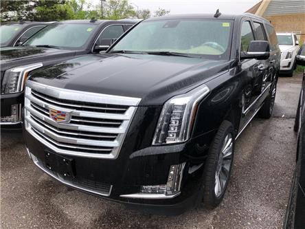 2020 Cadillac Escalade ESV Platinum (Stk: K0K023) in Mississauga - Image 1 of 5