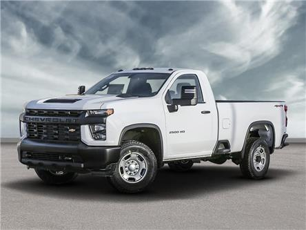 2020 Chevrolet Silverado 2500HD Work Truck (Stk: FLT20220) in Mississauga - Image 1 of 20