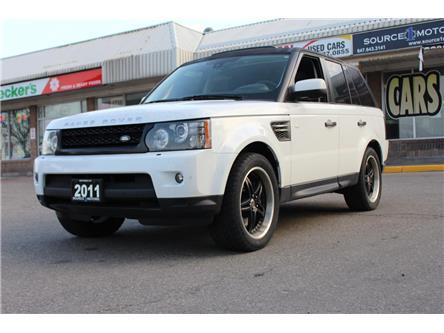 2011 Land Rover Range Rover Sport HSE (Stk: 708192) in Brampton - Image 1 of 22