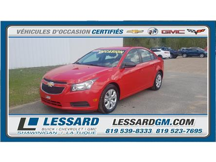 2014 Chevrolet Cruze 2LS (Stk: L4249L) in Shawinigan - Image 1 of 28