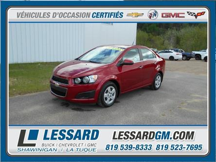 2012 Chevrolet Sonic LT (Stk: L20-033AL) in Shawinigan - Image 1 of 21