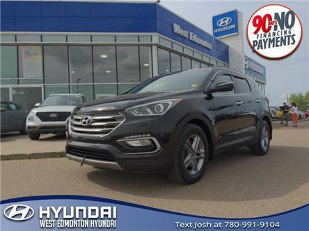 2017 Hyundai Santa Fe Sport 2.4 Premium (Stk: 7839A) in Edmonton - Image 1 of 25