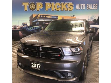 2017 Dodge Durango GT (Stk: 708944) in NORTH BAY - Image 1 of 27