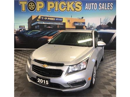 2015 Chevrolet Cruze 1LT (Stk: 288430) in NORTH BAY - Image 1 of 28