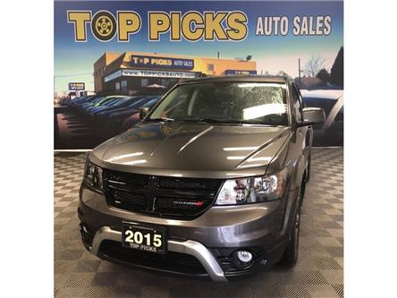 2015 Dodge Journey Crossroad (Stk: 569476) in NORTH BAY - Image 1 of 27