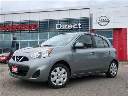 2015 Nissan Micra SV | CERTIFIED PRE-OWNED (Stk: N3747A) in Mississauga - Image 1 of 21