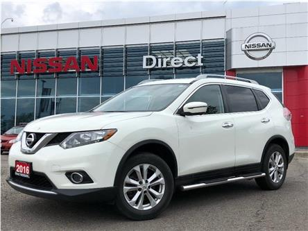 2016 Nissan Rogue SV AWD FAMILY PKG | 7 SEATER | CERTIFIED (Stk: P0665) in Mississauga - Image 1 of 23