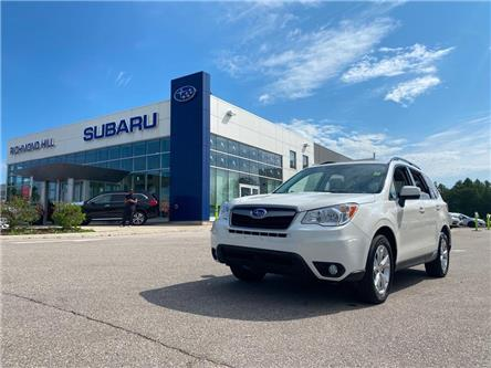 2016 Subaru Forester  (Stk: LP0381) in RICHMOND HILL - Image 1 of 15