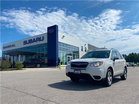 2016 Subaru Forester 2.5i (Stk: LP0383) in RICHMOND HILL - Image 1 of 15