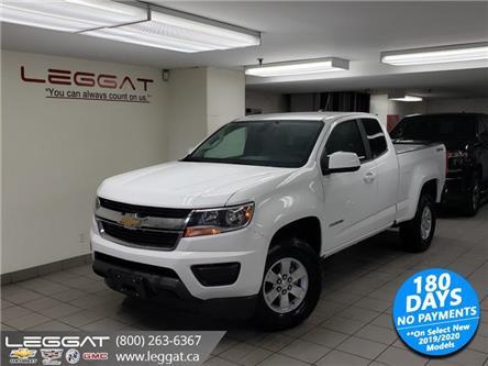 2020 Chevrolet Colorado WT (Stk: 205679) in Burlington - Image 1 of 22