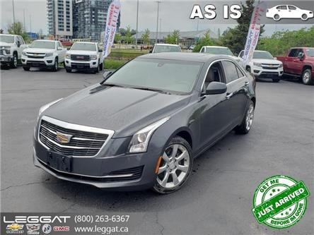 2015 Cadillac ATS 2.0L Turbo (Stk: 6063A) in Burlington - Image 1 of 26